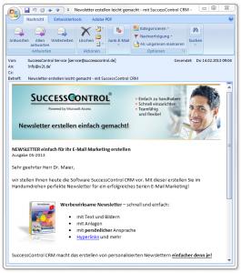 SuccessControl Newsletter