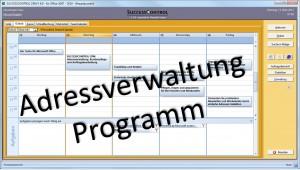 Adressverwaltungsprogramm