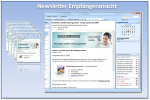 Newsletter Outlook erstellen