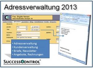 Adressverwaltung Freeware