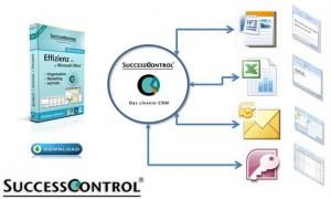 Netzwerk Adressverwaltung mit Outlook, Excel und Word