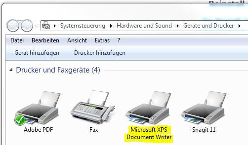 XPS-Writer