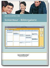 Rechnungsprogramm mit CRM Kundenverwaltung - Bildergalerie zur Software