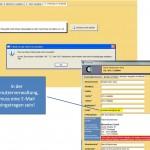 Newsletter-E-Mail-Vorschau