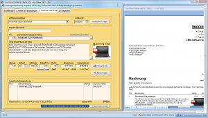 Rechnung-Auftragsbearbeitung