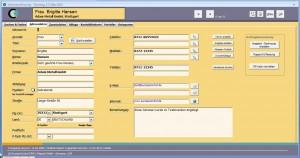 adressen software - CRM Software für Adressverwaltung