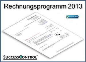Rechnungsprogramm 2013