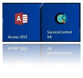 SuccessControl Icon und Access_2013