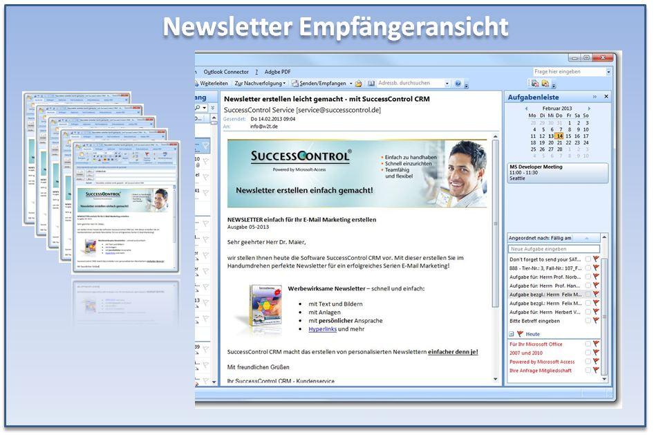 Newsletter Abbestellen Tool
