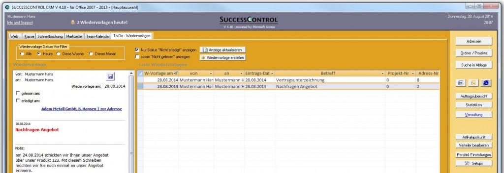 Vertriebstools - einfach zu verstehen, Vertriebssoftware für MS Office