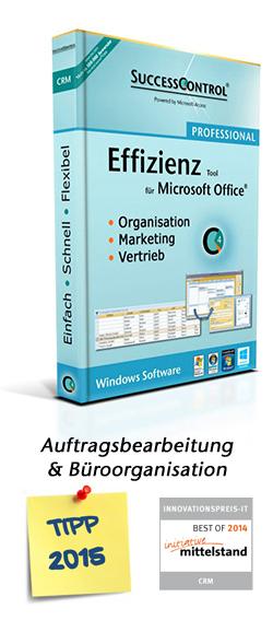 Auftragsverwaltung Software