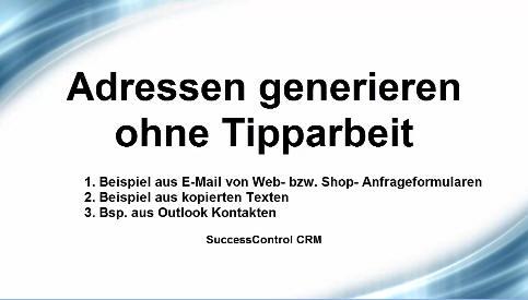 Adressdaten_Schnittstelle