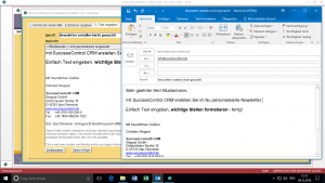 Kundenkommunikation - Newsletter erstellen
