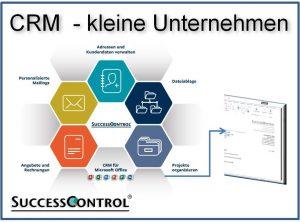 CRM Software für Kleinunternehmen