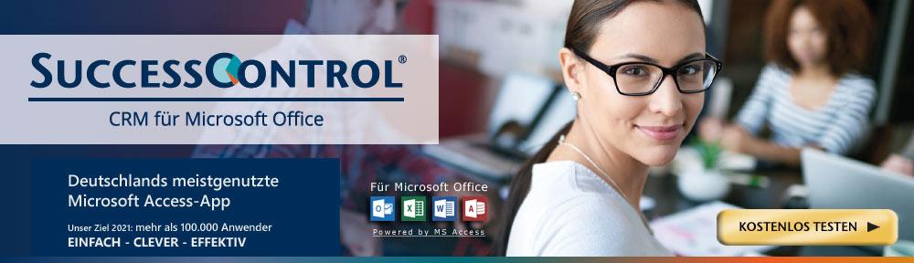 – SuccessControl – Rechnungsprogramm mit CRM