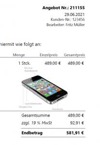 Produktbilder im Angebot - ein Bild sagt mehr als tausend Worte